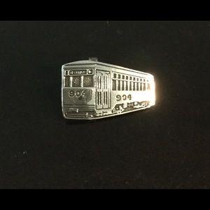 New Orleans streetcar charm